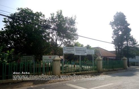 Kantor Kecamatan Kalibagor Banyumas