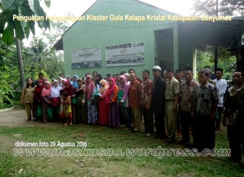 Gula Kristal Nira Agung Sejahtera desa Watuagung Kecamatan Tambak Banyumas (15)